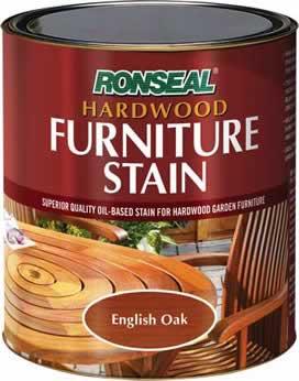 Ronseal Hardwood Garden Furniture Woodcare